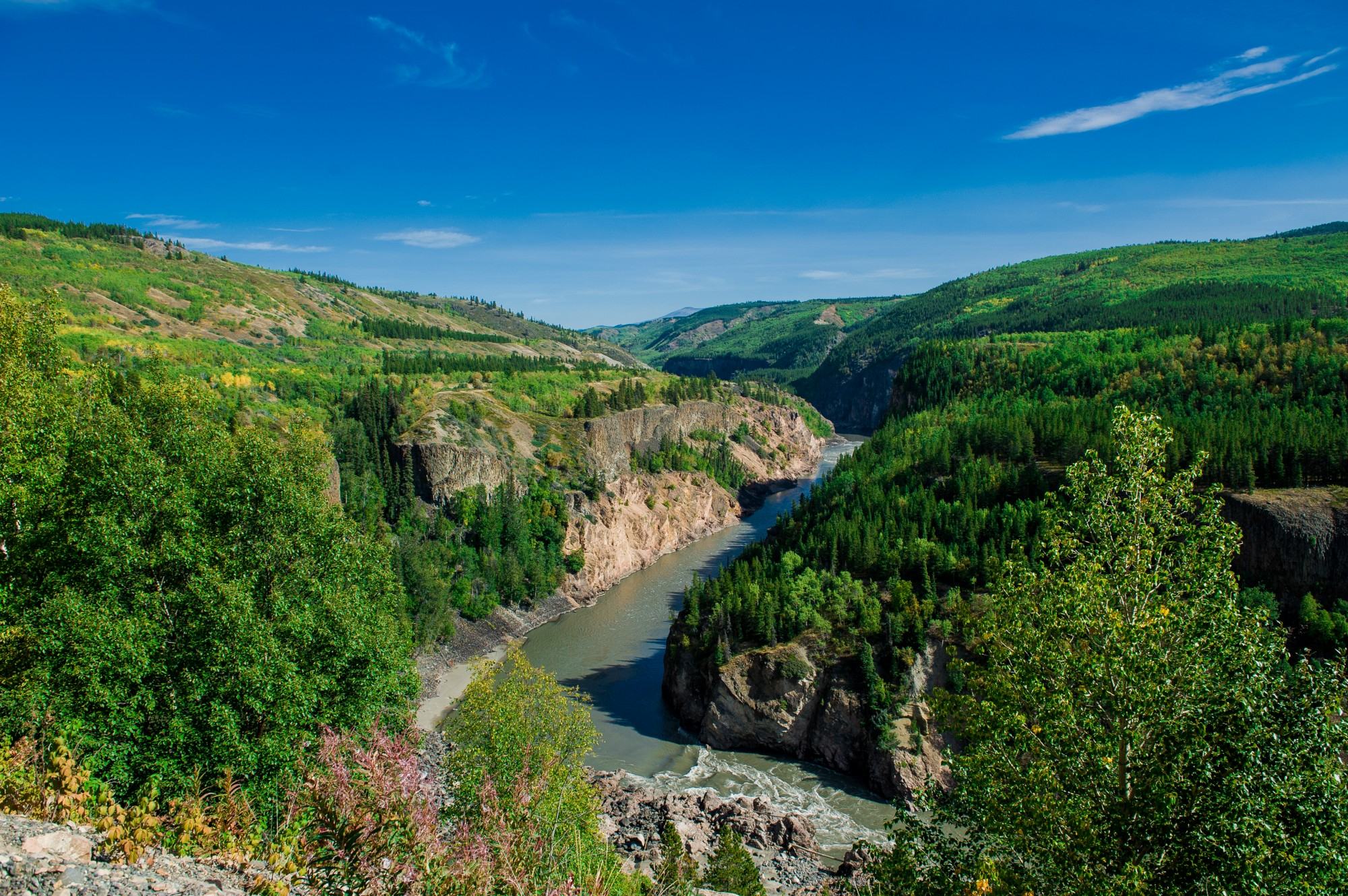 Discover River Canyons