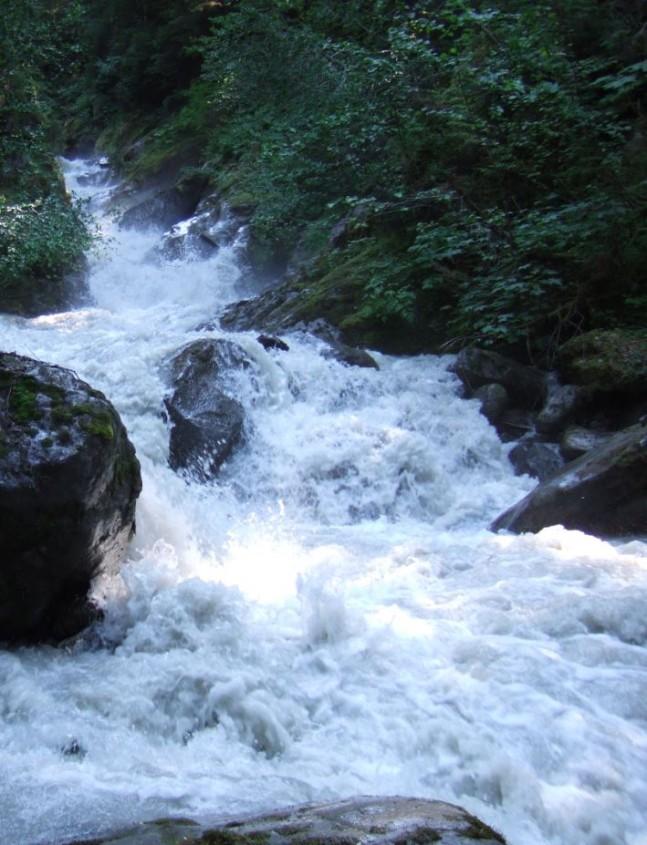 Sluice Box/Barneys Gulch Trail