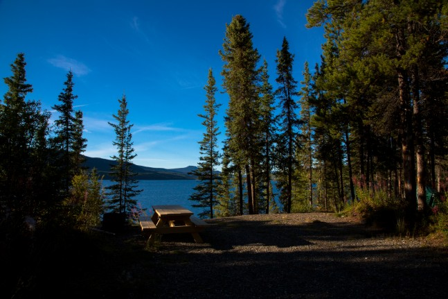 Sawmill Point Recreation Site