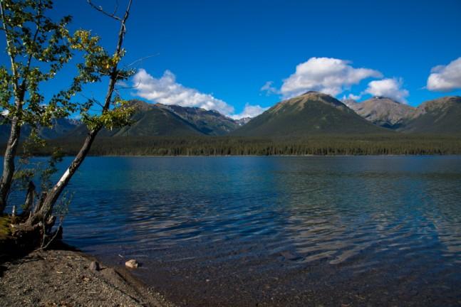 Kinaskan Lake Provincial Park