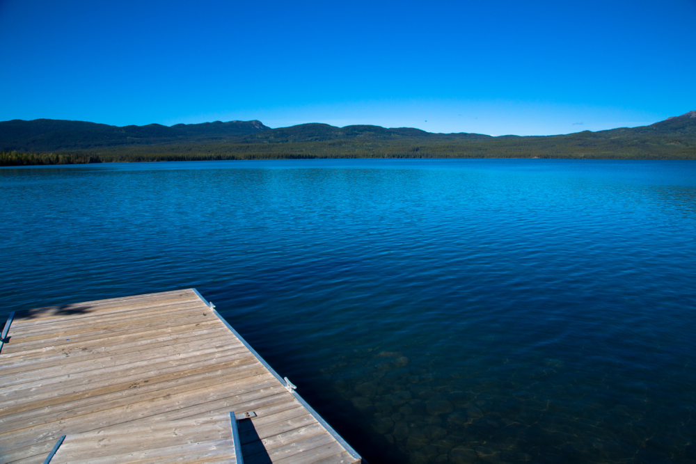 Kinaskan Lake Provincial Park | Stewart Cassiar Highway