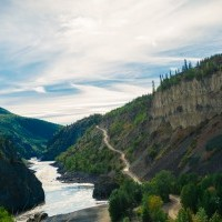 Telegraph Creek - Stikine River